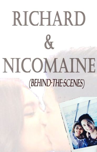 Richard and Nicomaine (Behind-the-Scenes)