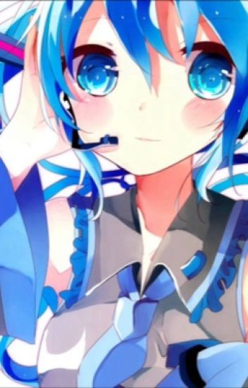 Hatsune Miku X fem Reader