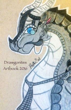 Drawgonites Artwork! (2016) by jarsofdragons