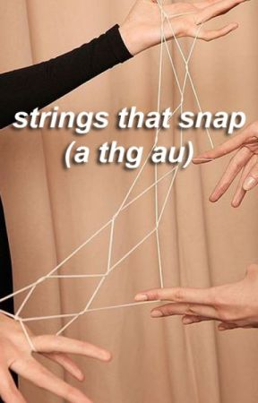 strings that snap | larry by eternitarians
