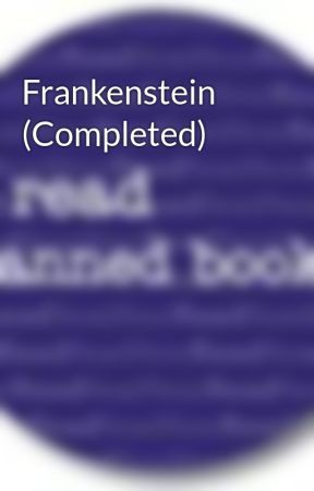frankenstein prologue The glencoe literature library study guide for frankenstein by mary shelley i to the teachern the glencoe literature library presents full-length novels and plays.