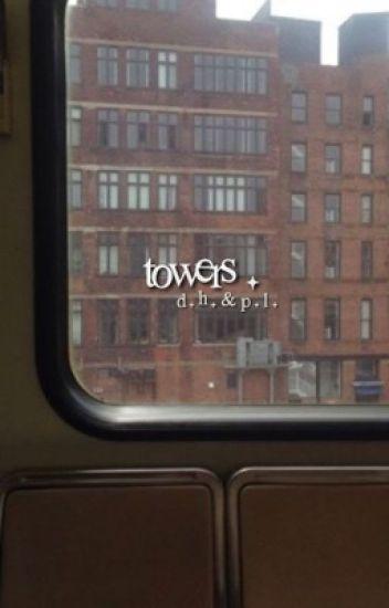 towers ; phan {book 1}