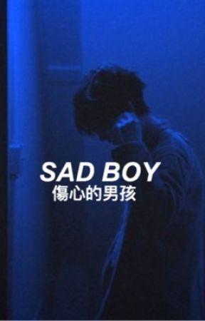 Sad boy ☹ Phan by glazedbee