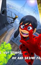 Los secretos de Paris (Miraculous Ladybug fan fic) by JimenaGrb
