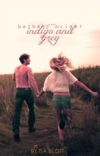 Indigo And Grey {Discontinued} by BethanyInCandyland