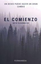 El Comienzo ( Seth Clearwater)  by fernanbda