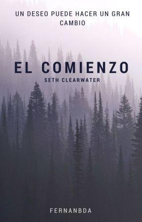 El Comienzo ( Seth Clearwater) || Proceso De Corrección|| by fernanbda