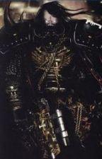 Warhammer 40k - John Grammaticus by gnowine