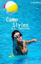 Camp Styles ( h.s au ) by fridaynightfxn