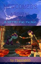 Newcomer's Arrival - A HTTYD Fan Fiction by Mahirah03