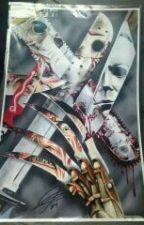 Insane Asylum (Slashers X Reader) by xxTheRuntxx