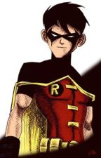 Robin's Allergies (A young Justice Fan Fiction) by MolMcN
