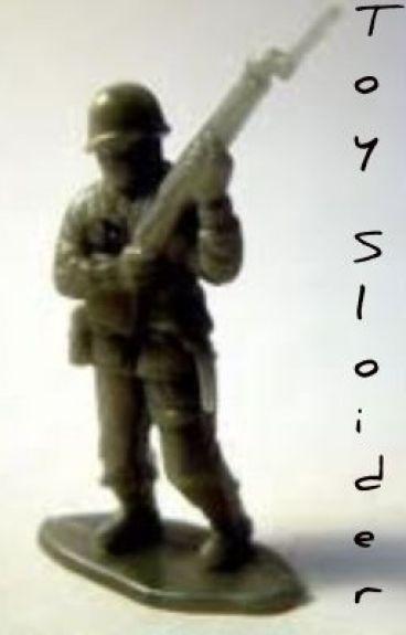 Toy Solider by NinjaNamedMaddy