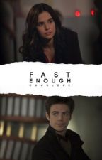 Fast Enough ⌁ Barry Allen [1] by hallograms