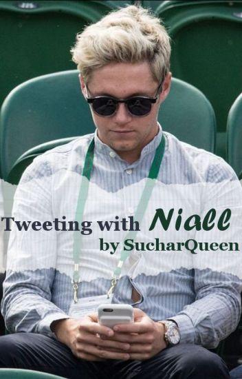 Tweeting with Niall    N.H. ✔