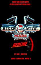 Biker Mice From Mars - Redline by fire_drifter