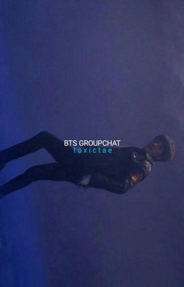 bts groupchat (haitus)