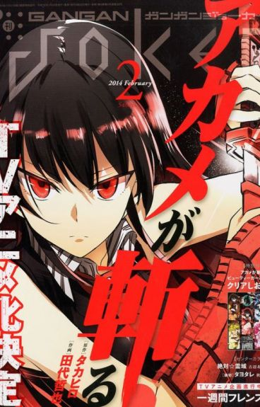 Akame Ga Kill x male reader