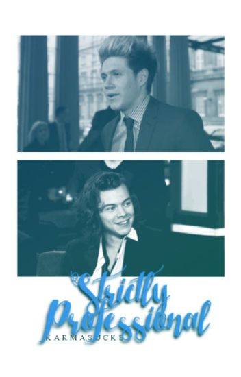 Strictly Professional [Narry]