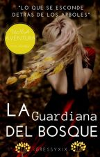 La Guardiana del Bosque by gressyXIX
