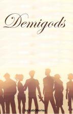 Demigods by GabiStories