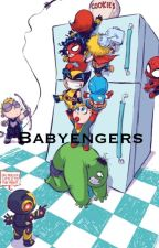 Baby Avengers and more! by Margaretking13