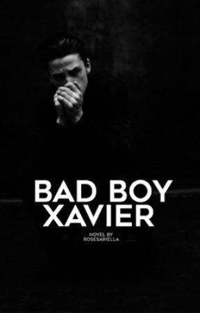 Bad Boy Xavier by ariella-roses