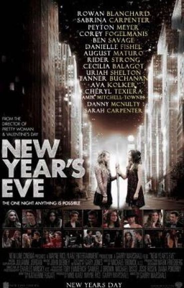 Girl Meets New Years Eve