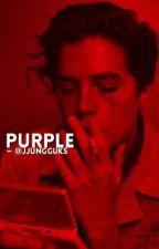 purple.  by jjungguks