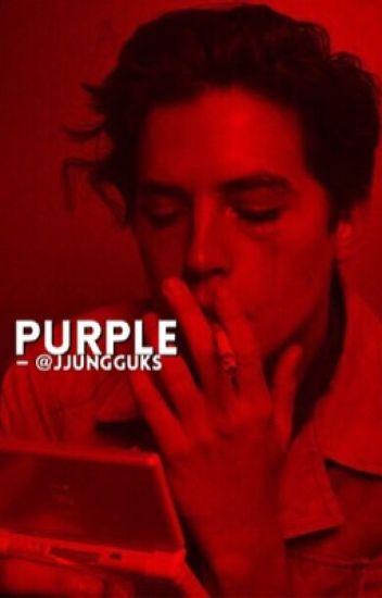 purple; taegi // COMPLETE //