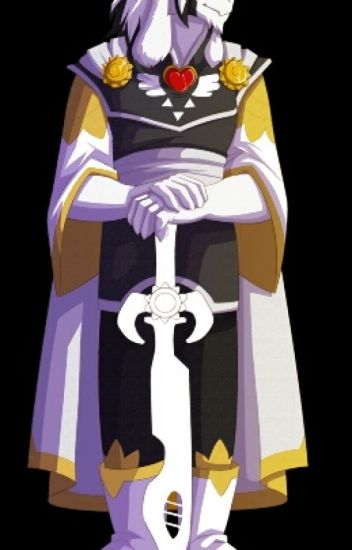 The Monster King's Daughter (King! Adult! Asriel X Adopted! Hybrid! Reader)