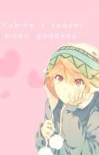 moon goddess (yukinexreader) by ayane-xo
