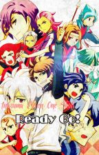 Inazuma Eleven One Shots by Confused_with_life-