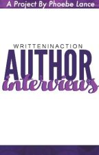 WIA Author Interviews by WrittenInAction
