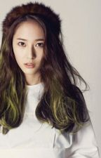 Krystal Saranghaeyooo~! by ayoungayeunye