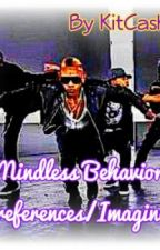 Mindless Behavior Preferences by _kxrilxve