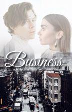 Business //H.S AU by StylesInWonderland