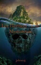 Les Héritiers : L'île Mysterieuse by julesrzg