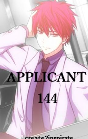 Applicant 144 by create2inspirate