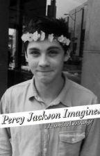 Percy Jackson Imagines by -JassmineLestrange