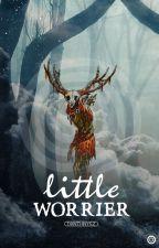 Little Worrier || Stiles Stilinski by possumdmj