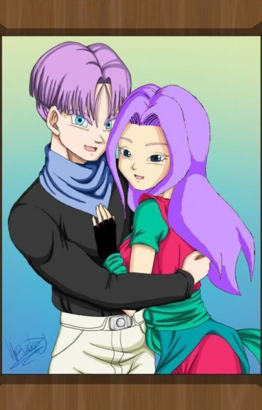 Trunks X Reader