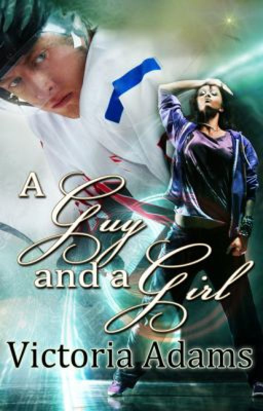 A Guy and A Girl - New Adult Romance by VictoriaAdams