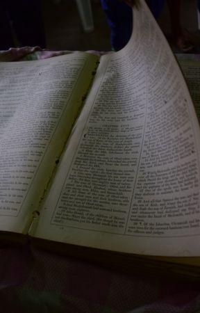 Bible Quiz by yaromanticfantasy