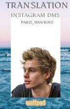 instagram dms | luke hemmings {russian translation} by Paris_Hawkins