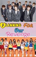 Planning For Our Revenge (EXOSHIDAE) by haneulshiii