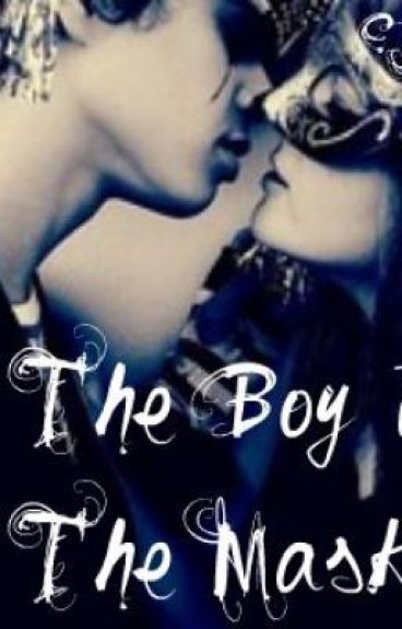 The Boy In The Mask (Oneshot)