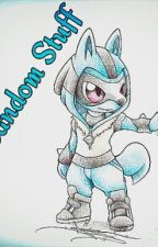 Random Stuff by DinoGoRawr_01