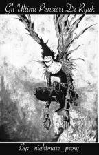 Gli Ultimi Pensieri Di Ryuk by _nightmare_proxy_