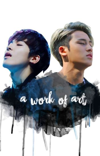 a work of art   [meanie]